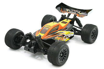 RC Buggy FTX COLT 1/18 RC 4WD Ready To Run Brushed  BUGGY Orange/Black FTX5506