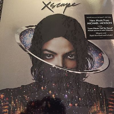 Michael Jackson - Xscape  Vinyl Lp New And Sealed