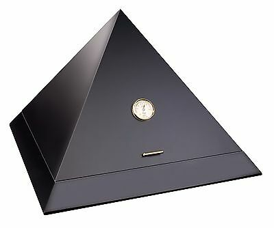 ADORINI PYRAMID DELUXE Superior Quality HUMIDOR - fits up to 100 Cigars