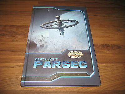 The Last Parsec Core Rules HC Studio2 Savage Worlds Neu New 2015