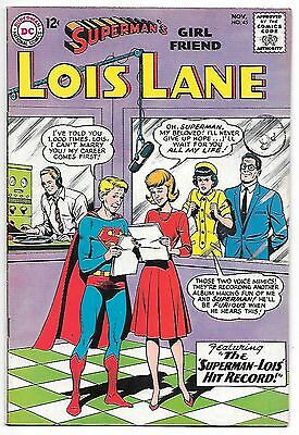 Superman's Girl Friend Lois Lane #45 (1963; vf 8.0) 50% off price guide value