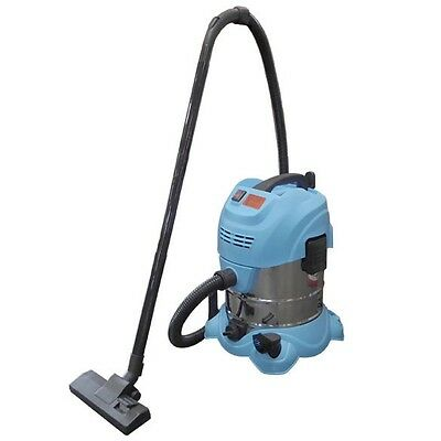 Wet and Or Dry Stainless Steel Vacuum Cleaner Vaccum Vac With Wheels