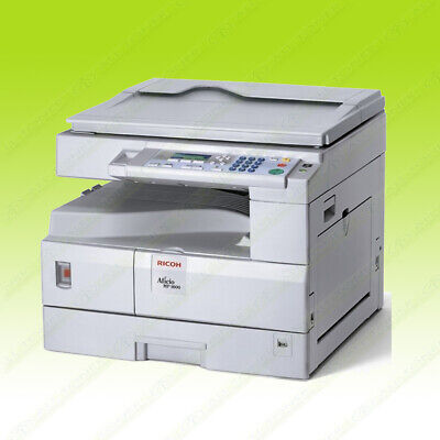 RICOH AFICIO MP 1600SPF MULTIFUNCTION B & W PCL WINDOWS 7 DRIVER