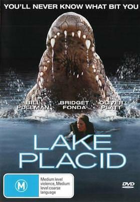 Lake Placid - Bill Pullman - Crocodile Movie DVD R4 New!