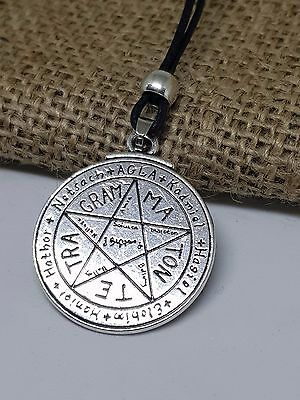 Seal of Solomon Talisman for Love Pendant Amulet Hermetic Kabbalah Pentacle   c4
