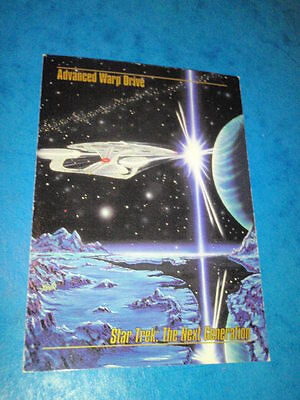 Star Trek The Next Generation; Advanced Warp Drive #34