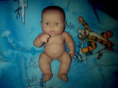 """Berenguer 14"""" Baby Doll Great Cond. For Lovin' Or Reborn"""