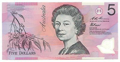 Australia P#51a 1996 5 Dollars, Nice Condition, Polymer Note [1193.12]