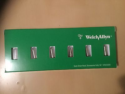 NEW NIB WELCH ALLYN GENUINE 03000-U REPLACEMENT BULBS PACK OF 6 for 11710