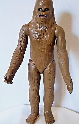"1978 Star Wars Chewbacca General Mills Fun Group 15"" plastic action figure"