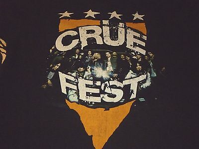 Motley Crue Tour Shirt ( Used Size L ) Nice Condition!!!