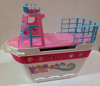 Barbie Sisters Cruise Ship with Pool RARE HTF!