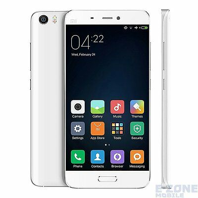 Xiaomi Mi 5 M5 4G LTE White 32GB SEALED Mobile Phone