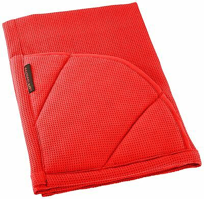 Rachael Ray Moppine Towels -Red