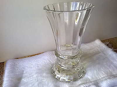 Art Glass Vase 1930s art deco