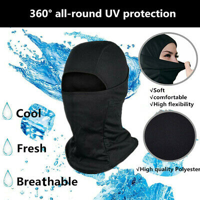 Full Face Mask Cover Hat Cap Neck Warmer Winter Ski Motorcycle Bike Cycling