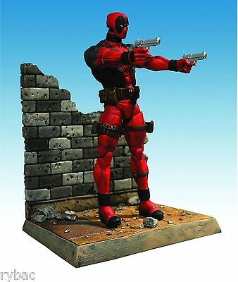 Marvel Select Deadpool Action Figure - New In Unopened Packaging