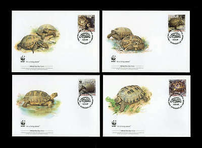 Armenia no. 561-64 WWF FDC First day covers (172505616480)