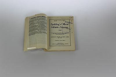 Spaldings Official Athletic Almanac 1909. Complete Record Olympic Games of 1908.