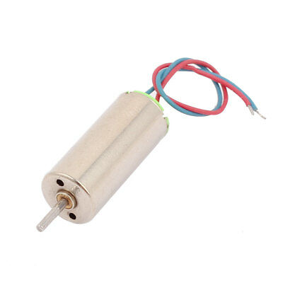 DC 12V 8000RPM RS385 High-speed Coreless Motor for RC Aircraft Helicopter Toy