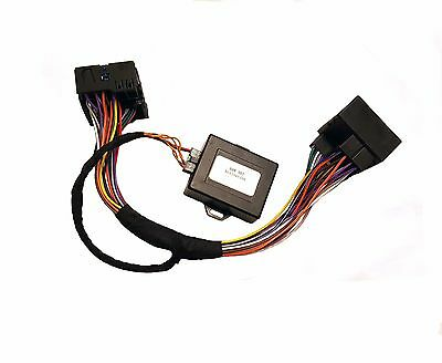 Plug and play BMW F20 F30 CIC NBT NBT2 EVO retrofit navigation adapter emulator
