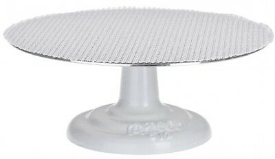 Revolving Cake Stand 5-inches high 12-inch diameter