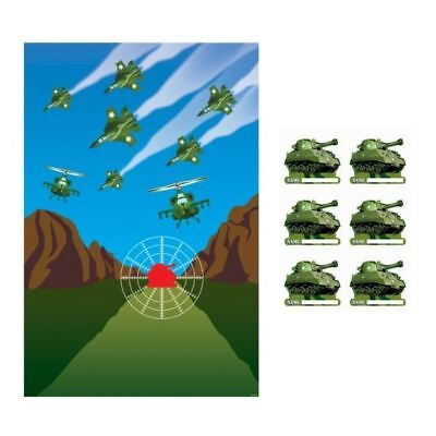 Army Camouflage Party Game 2-12 Players Birthday Party Game Military Camo