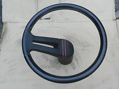 Citroen CX Gti Turbo S1 Leather Bound Steering Wheel.Fits all Series 2 Models.