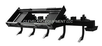 "NEW 72"" RIPPER SCARIFIER ATTACHMENT Skid Steer Loader Caterpillar Cat John Deere"