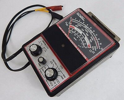FOX VALLEY 920 ELECTRICAL SYSTEMS ANALYZER TESTER  Vintage TESTED WORKING