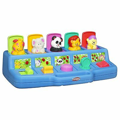 Playskool Play Favorites Busy Poppin' Pals - Fast Shipping from Vancouver,Canada