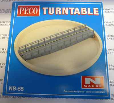 Peco NB-55 Turntable. N Gauge