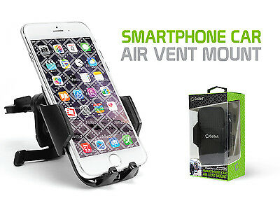 Car Vent Smart Phone Holder Mount for Apple iPhone 7 - iPhone 7 Plus