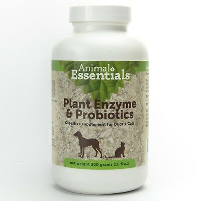 Animal Essentials PLANT ENZYMES PROBIOTICS (Digestion) Dog Cat 100 Gram