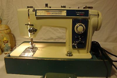 Brother Sewing Machine Coronado Portable Made In Japan Vintage