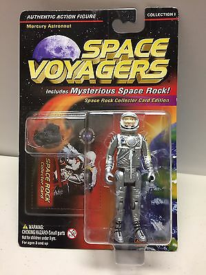 Space Voyagers MERCURY 1961-1963 ASTRONAUT NASA Figure 1998 Action Products NEW!