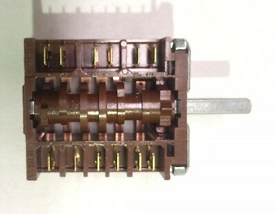 0534001528 Switch Selector 7 Pos