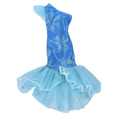 """Pop Beautiful Handmades Party Clothes Dress for 9"""" Barbie Dolls Mini Lovely Nice"""