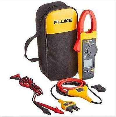 Fluke 376 Fc 1000A Ac/dc True Rms Wireless Clamp Meter W Iflex Probe Brand New!