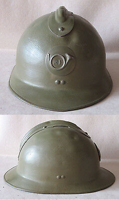 French Adrian Helmet Model 1926 M26 / Rifleman / Chasseur