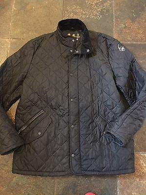 **LIMITED EDITION ** GAME Of THRONES S6 Barbour Crew Jacket RARE Men's Sz XL