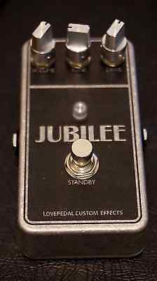 Lovepedal Jubilee Plexi Overdrive