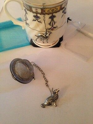 Howling Wolf  2inch Tea Ball Mesh Infuser Stainless Steel Sphere Strainer C18