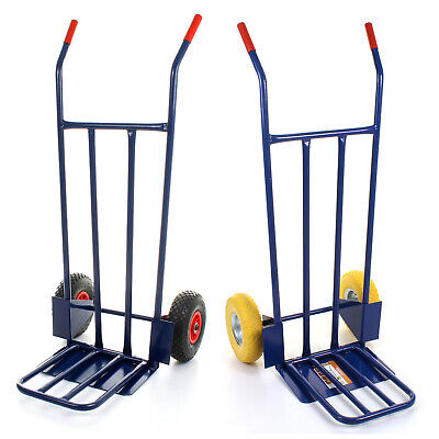 600Lb Sack Truck Heavy Duty Industrial Trolley Warehouse Delivery Transport Cart