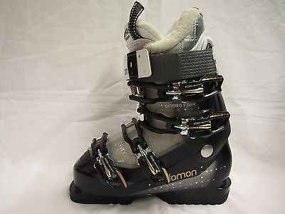 Salomon Divine 65 Ski Boots - Black/Shade