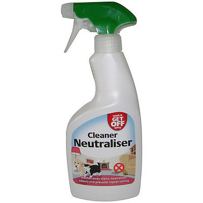 Rosewood Get off Cleaner Neutraliser 500 ml - SAME DAY DISPATCH