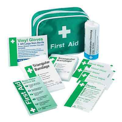 Safety First Aid K306 HSE Travel First Aid Kit for 1 Person - SAME DAY DISPATCH