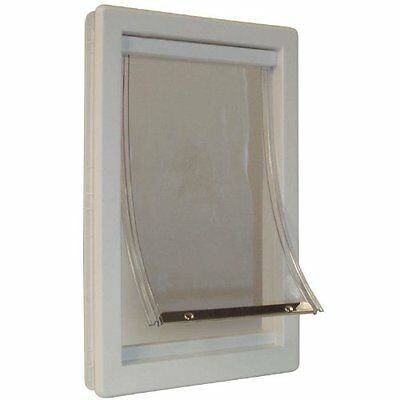 Perfect Pet Small Soft Flap Cat Door with Telescoping Frame, 5-Inch by 7-Inch