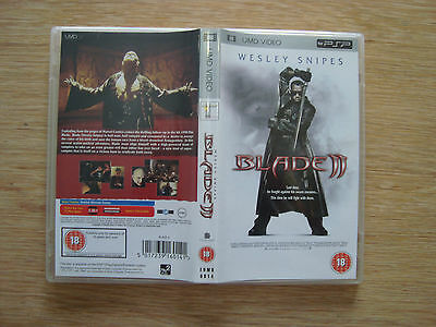 Blade Ii Umd Video For Psp