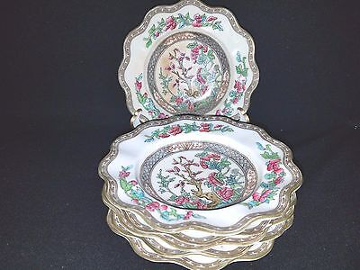 Coalport INDIAN TREE (OLDER SCALLOPED) - Cereal Bowls Set of 6